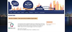 ACSA National Summit