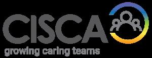 CISCA Logo - growing caring teams