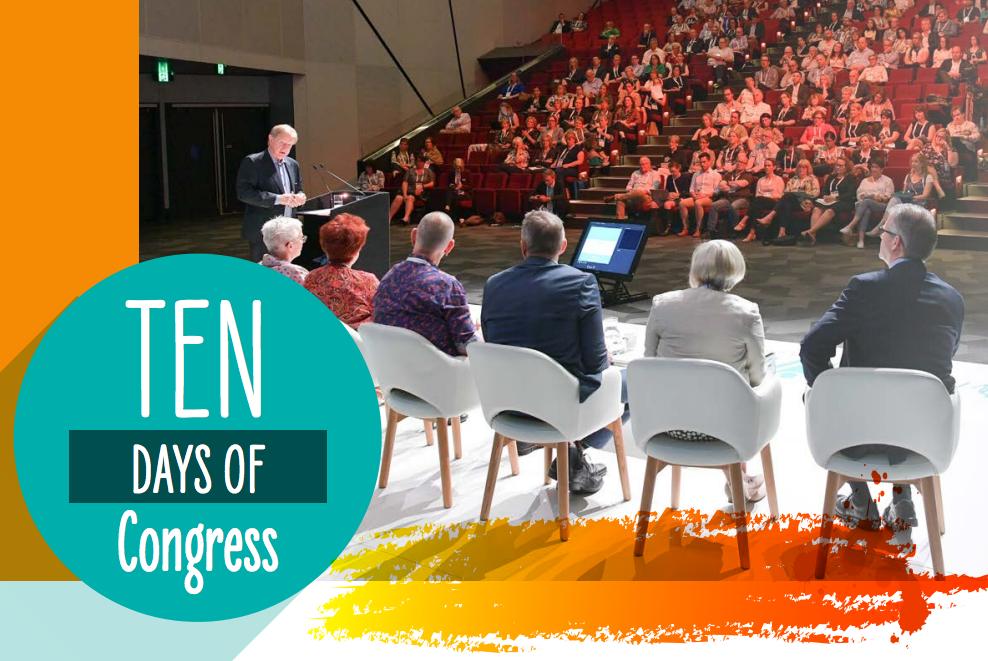 TEN days of Congress - Oct 2020