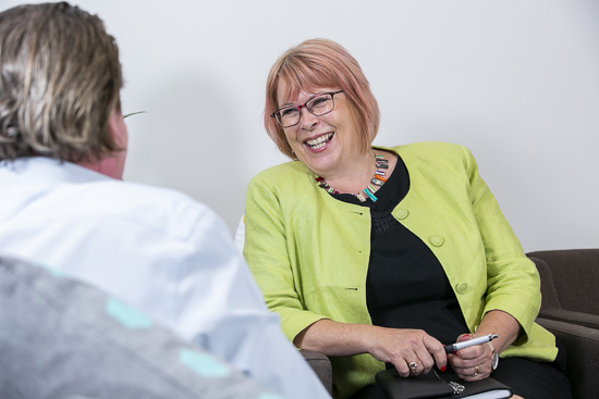 An image of our staff - Jayne Griffiths