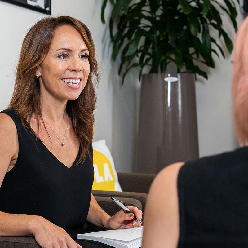 Laura Sutherland aged care recruitment