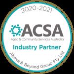 ACSA Partnership Logo - Industry Partner